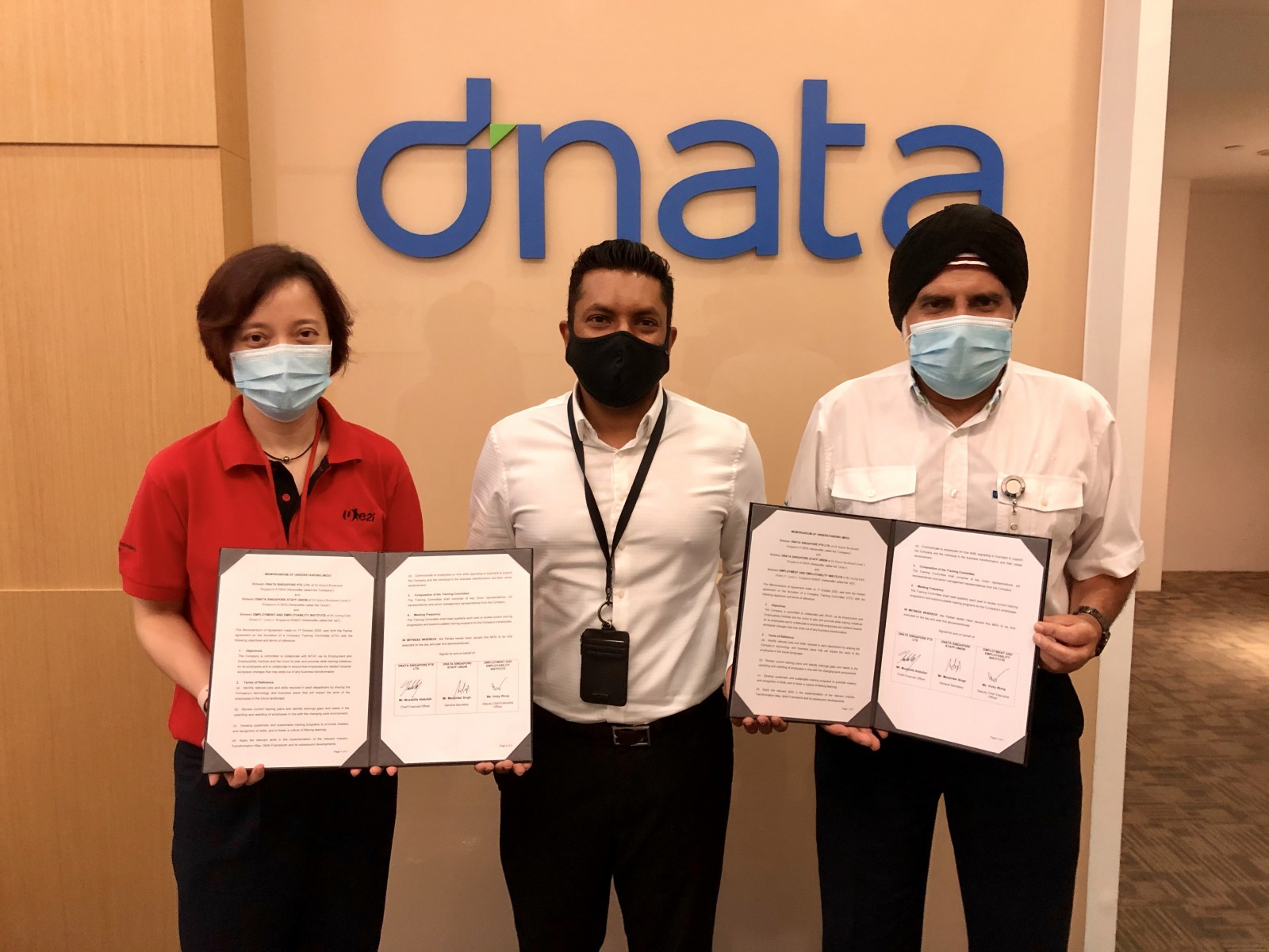 dnata Singapore sets up training committee to upgrade worker skills