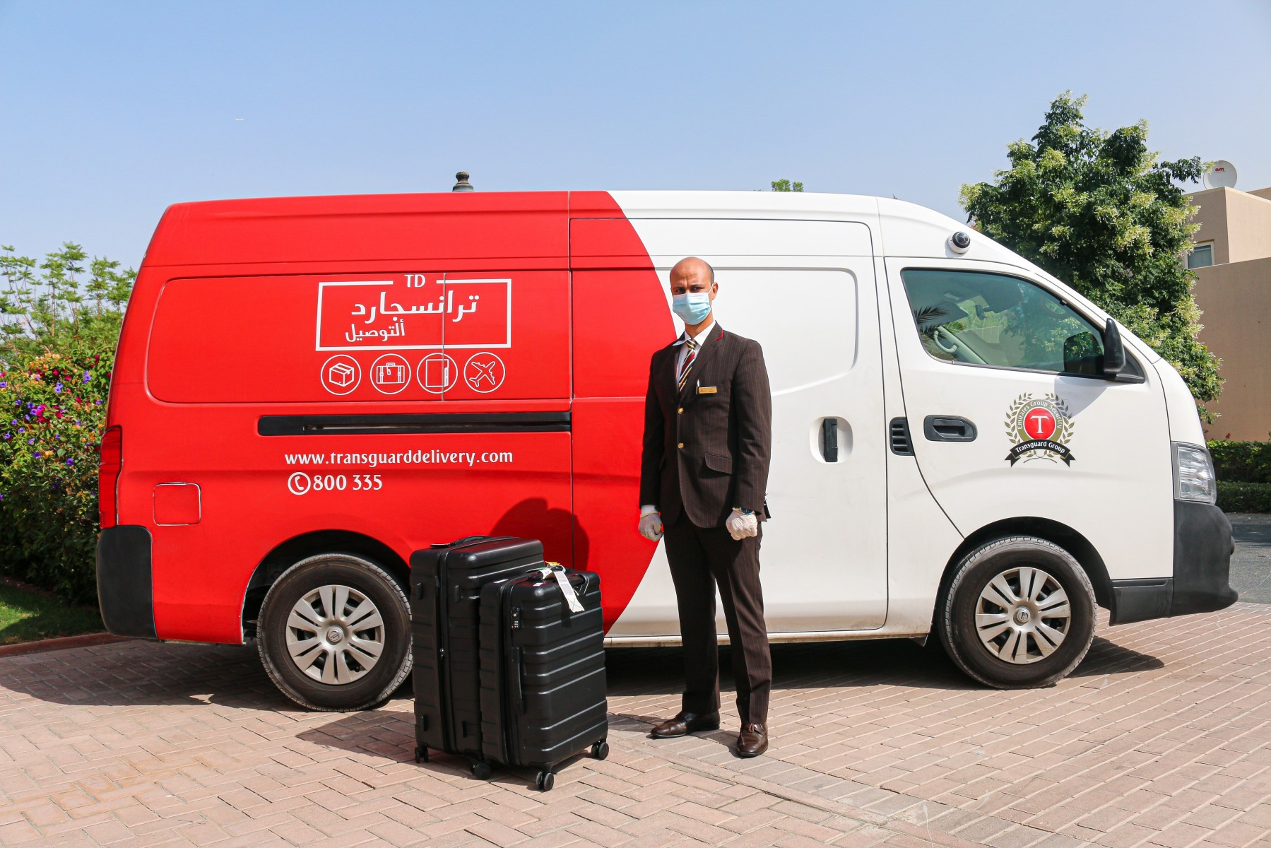 DUBZ offers innovative home-check in services to Emirates passengers