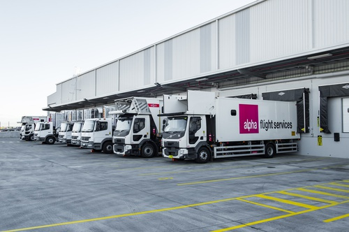 Alpha Flight Services to be rebranded dnata catering