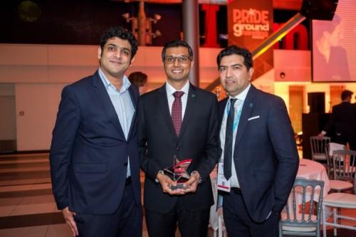 Gerry's dnata wins prestigious global award for world-class cargo services
