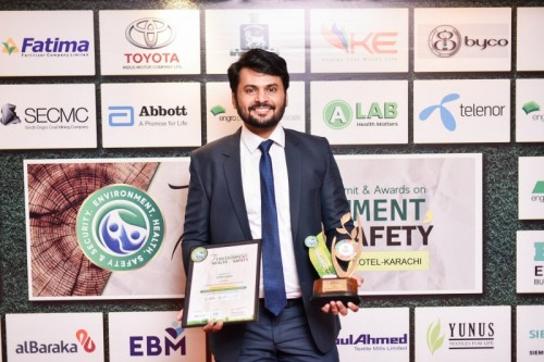Gerry's dnata recognised for safety excellence in Pakistan