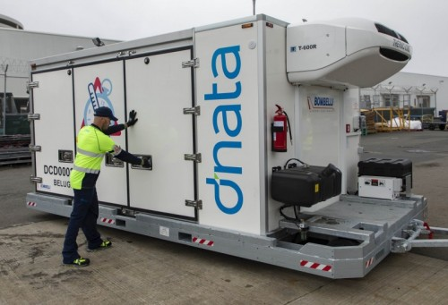dnata stays ahead in keeping cargo cool in Australia
