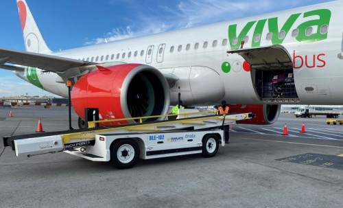 dnata becomes first ground handler to complete green aircraft turnaround in the United States
