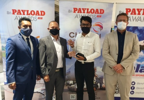 dnata recognised as 'Cold Chain Service Provider of the Year'