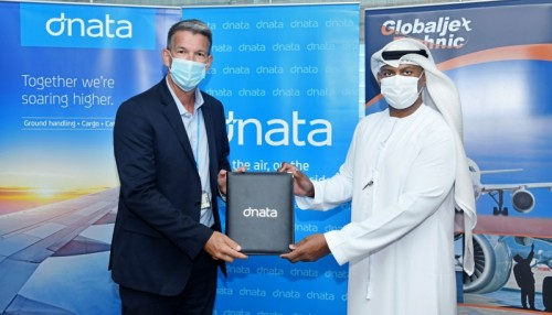 dnata partners with Global Jet Technic to offer best-in-class line maintenance services in Dubai