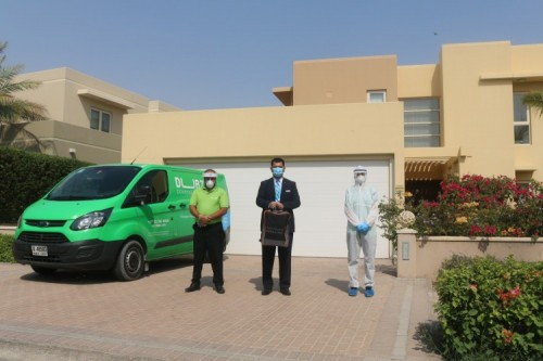 dnata's DUBZ launches home COVID-19 testing in partnership with Mediclinic