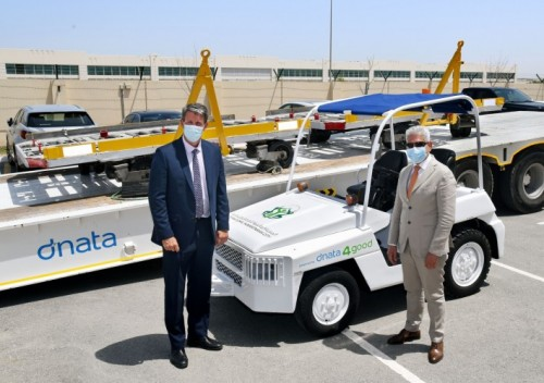 dnata supports global relief efforts of the International Humanitarian City