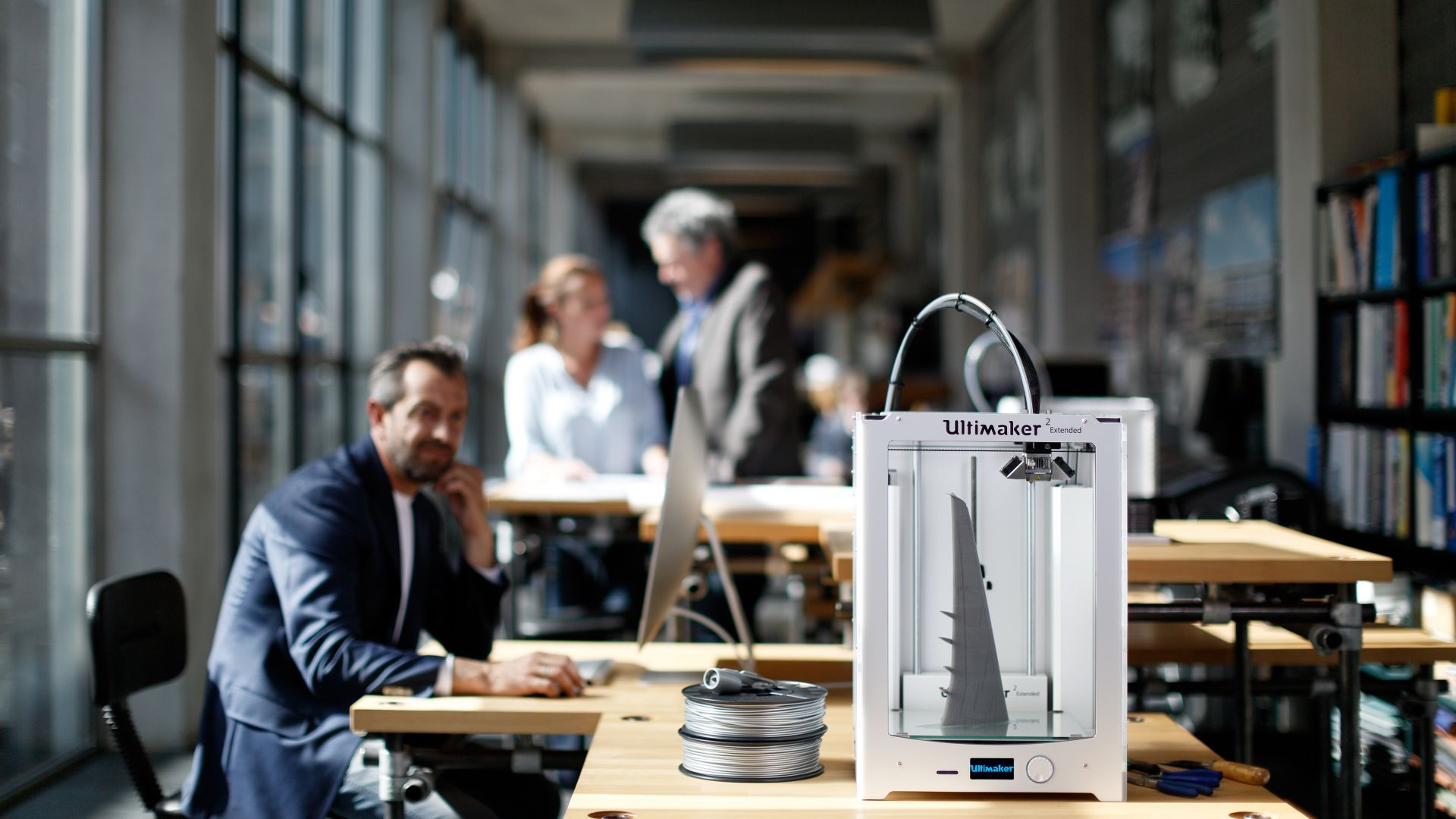CTC GMBH evaluating Ultimaker technology for production improvement with 3D printing
