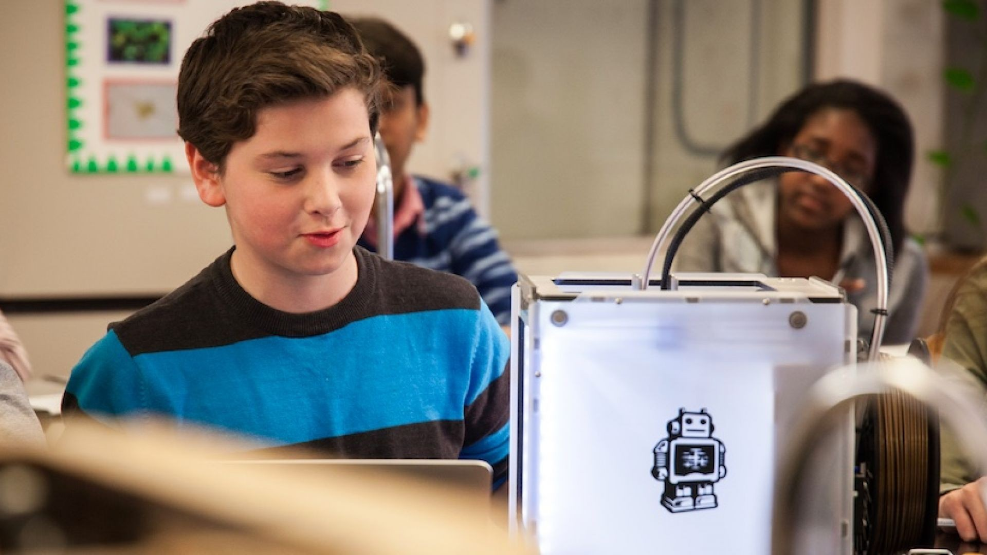 Ultimaker Joins General Electric's Additive Education Program