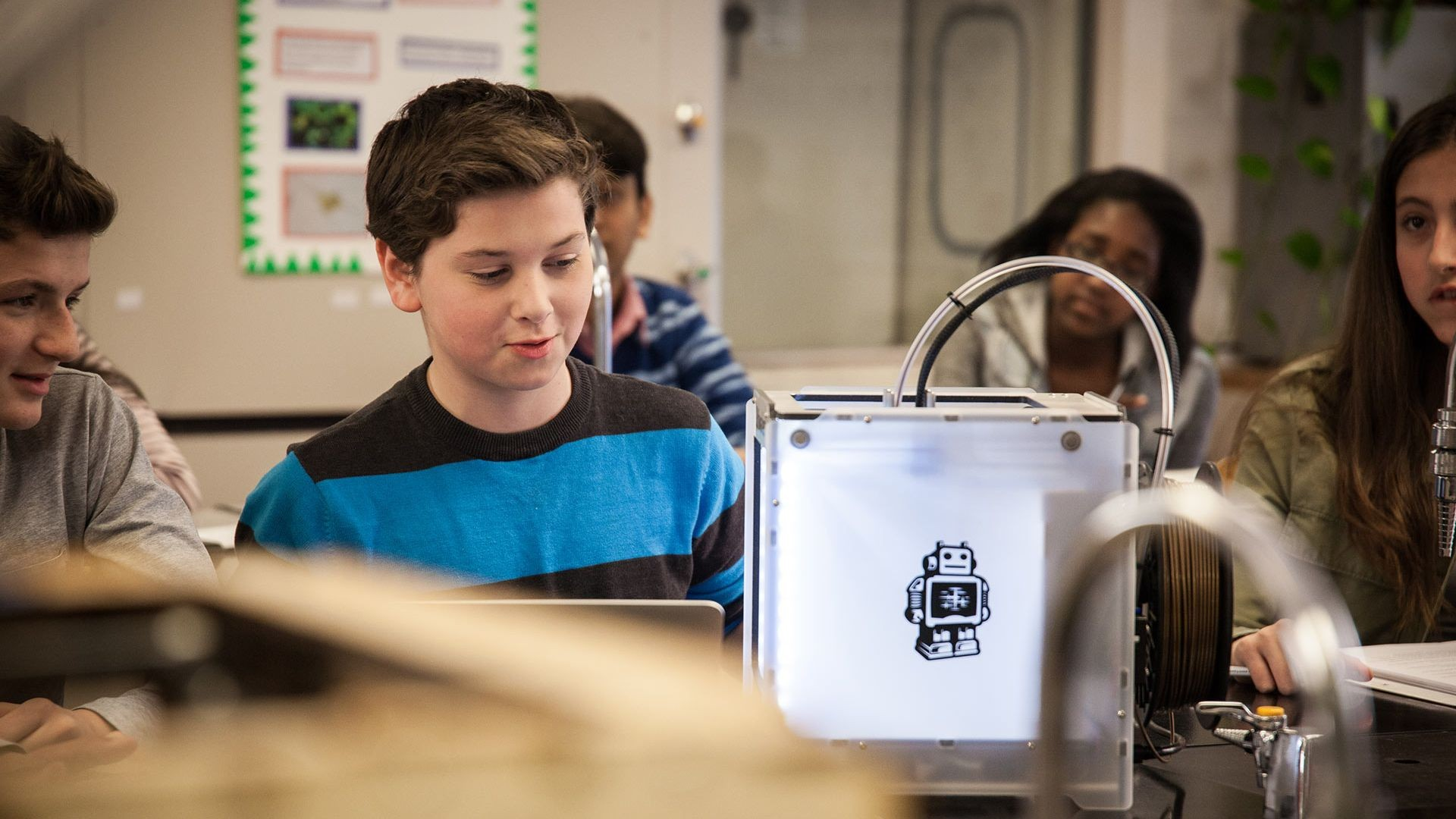 Ultimaker Launches Core Lessons Set for STEAM Educators