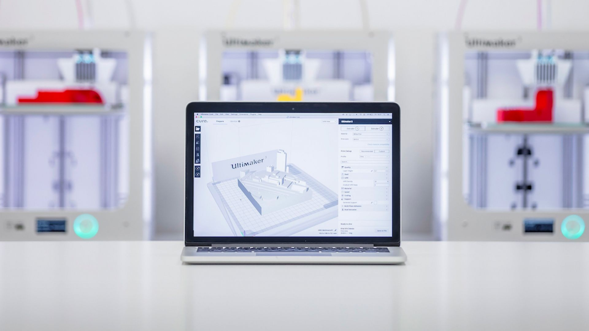 HP connects 3D scanning technology with Ultimaker