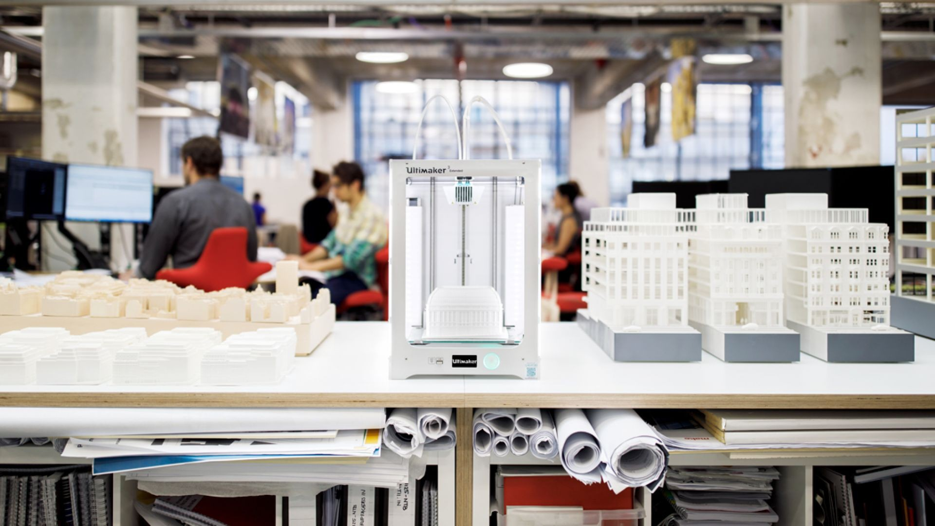 Ultimaker announced as leading IDC Innovator