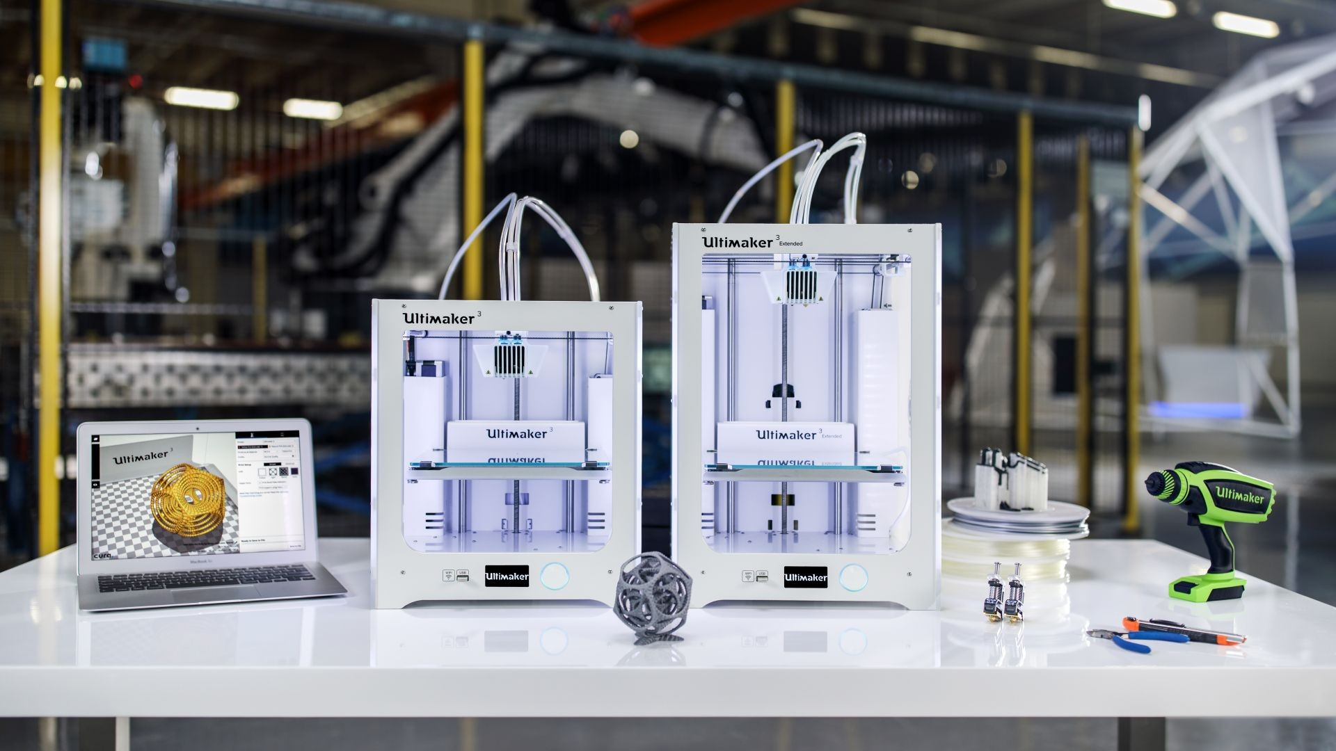 Ultimaker Unveils Ultimaker 3: Its Next Generation Professional 3D Printer