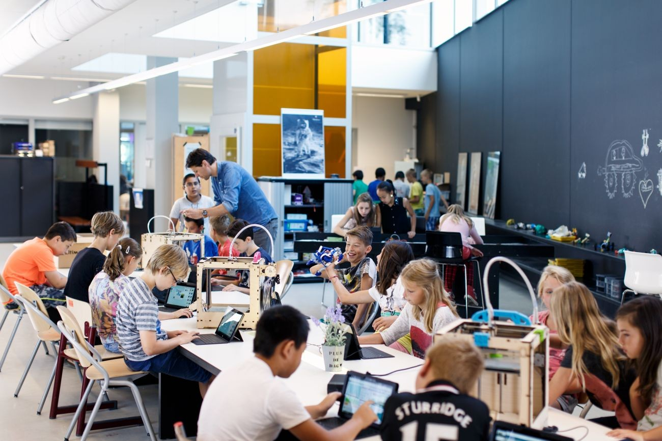 Ultimaker 3D printers introduced to classrooms