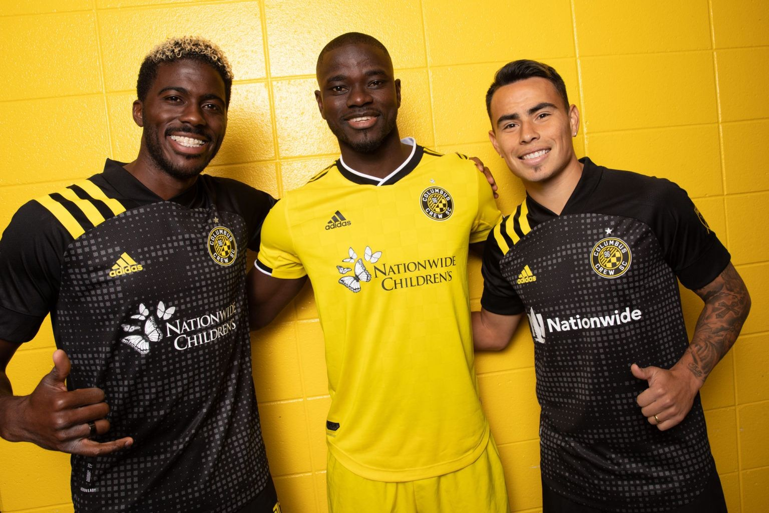 Nationwide scores new sponsorship with Columbus Crew