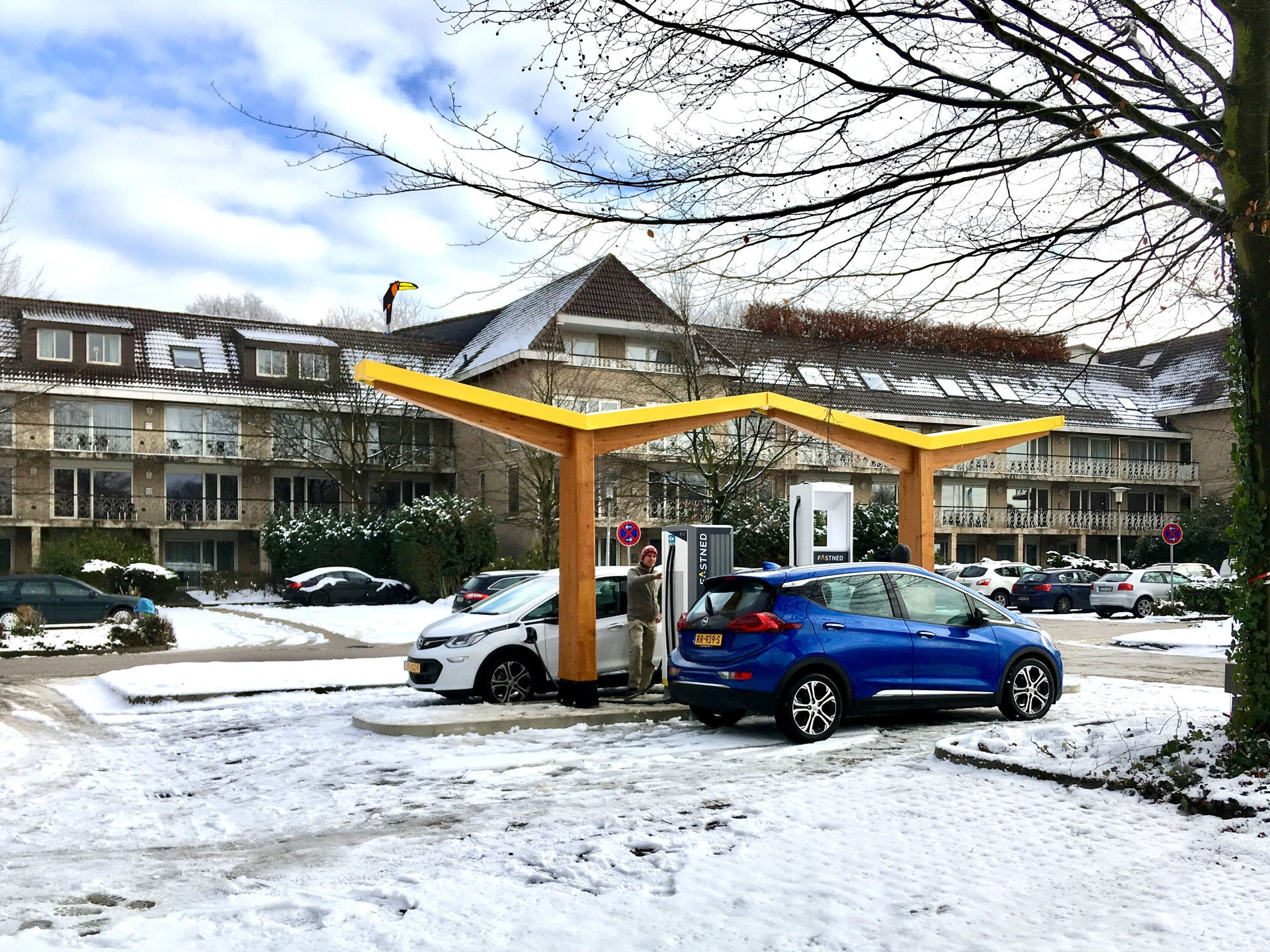 Fastned fast charging station at Van der Valk Hotel_ Gladbeck_Germany.jpg