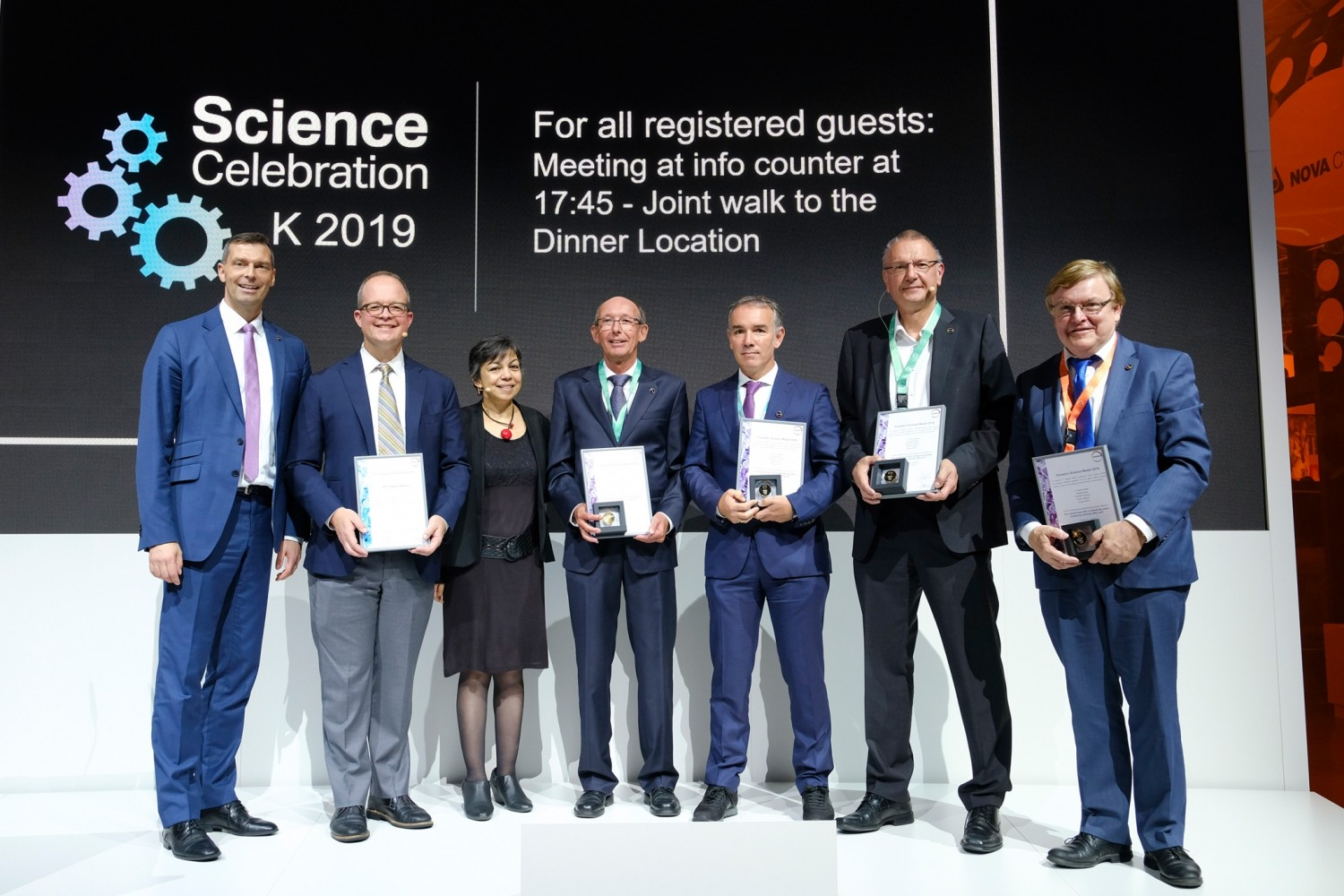 Covestro Science Celebration at K-2019