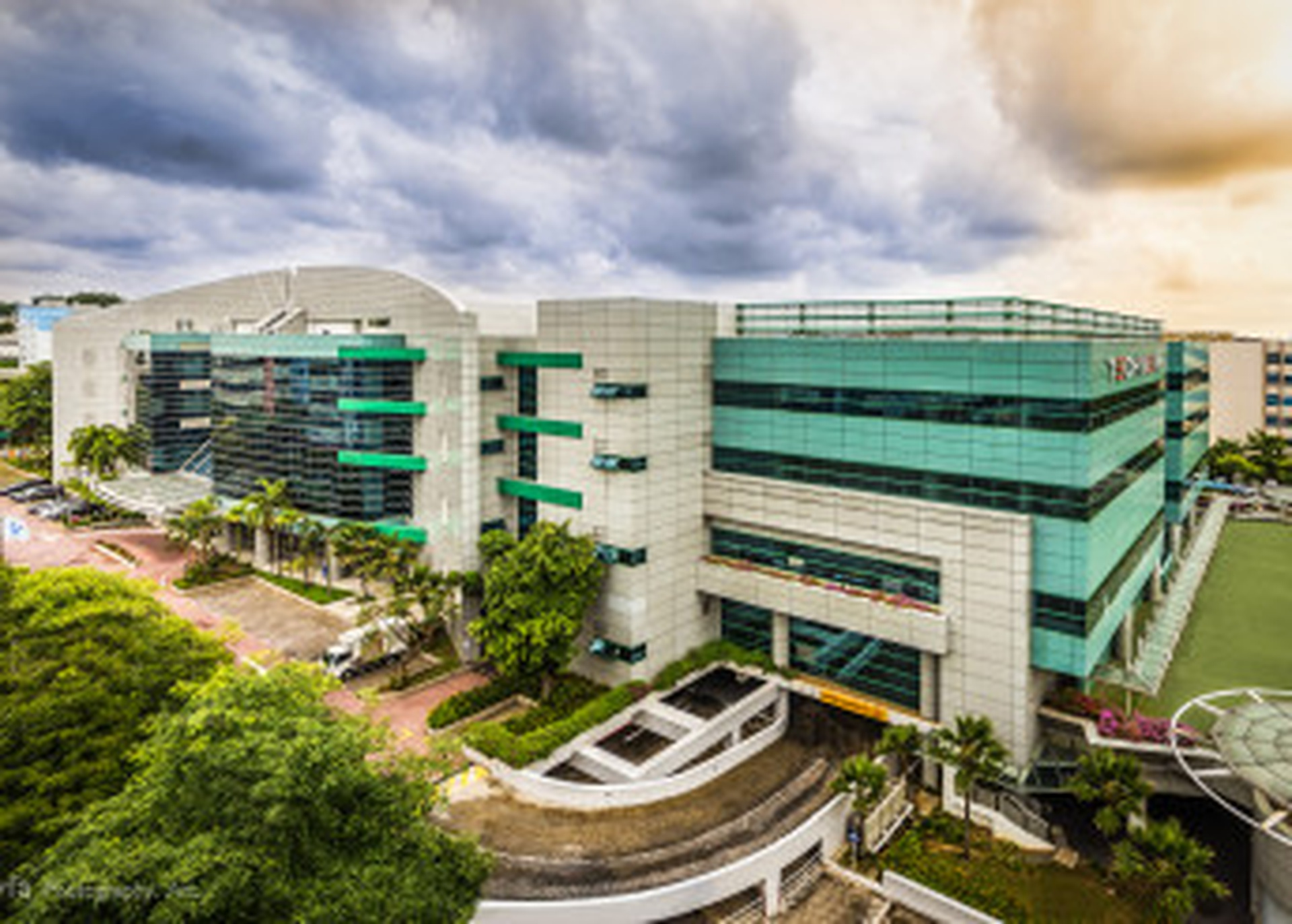 Singapore Manufacturing Headquarters