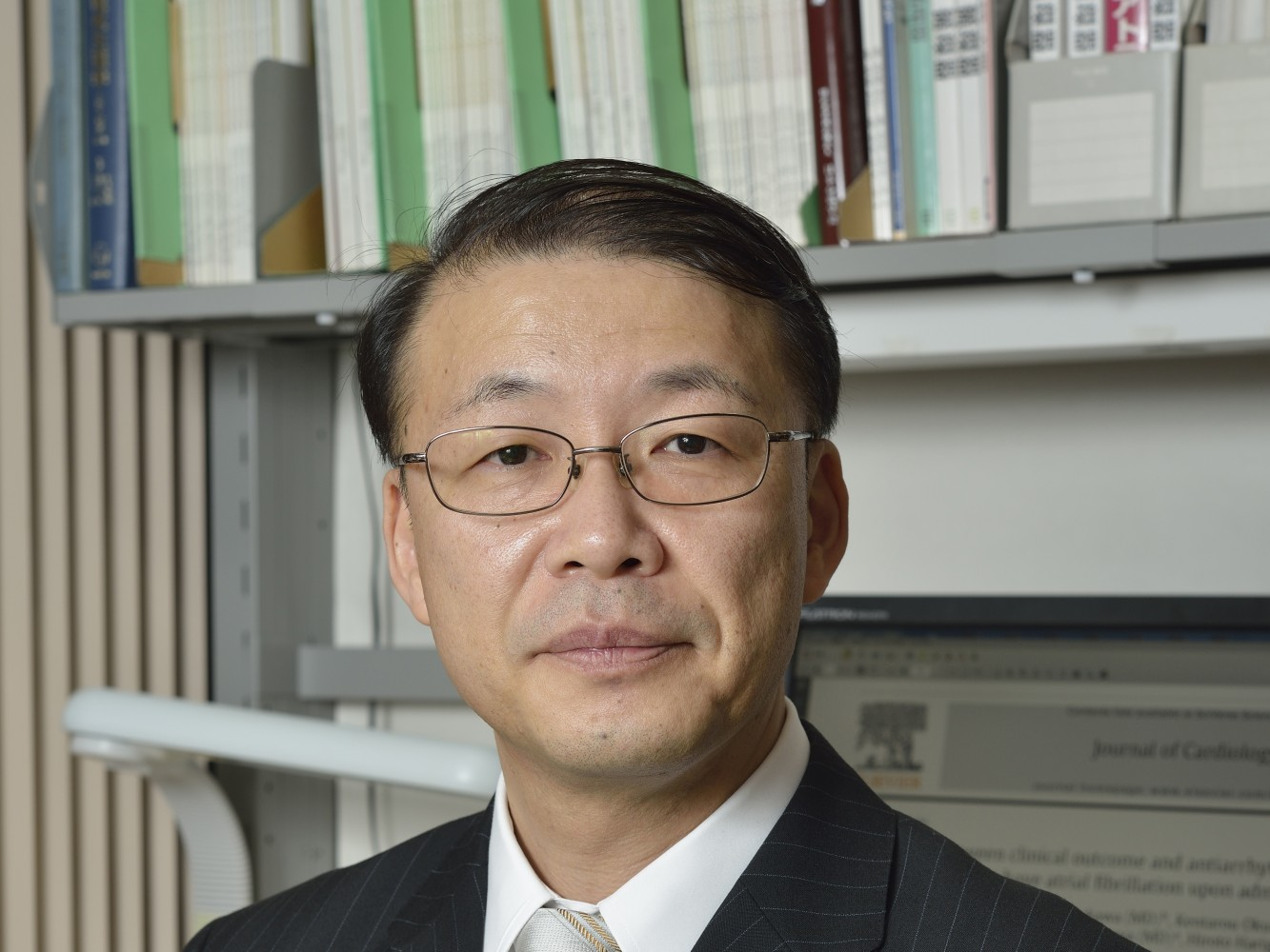 "Dr. Watanabe, lead investigator ""at Home"" study"