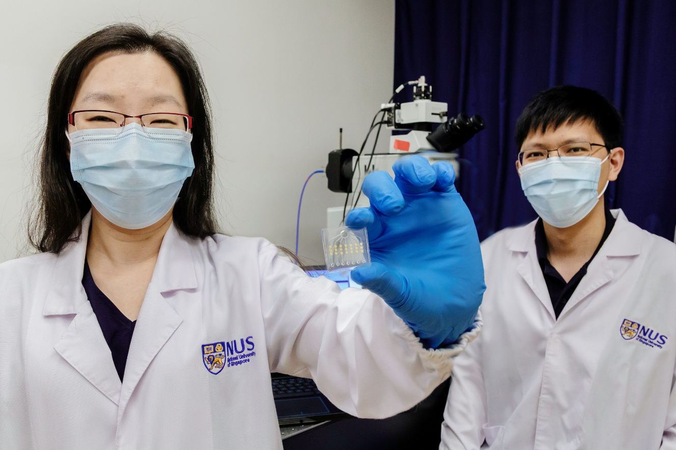 2021 0607 NUS researchers develop world's first blood test for real-time monitoring of cancer treatment success_1