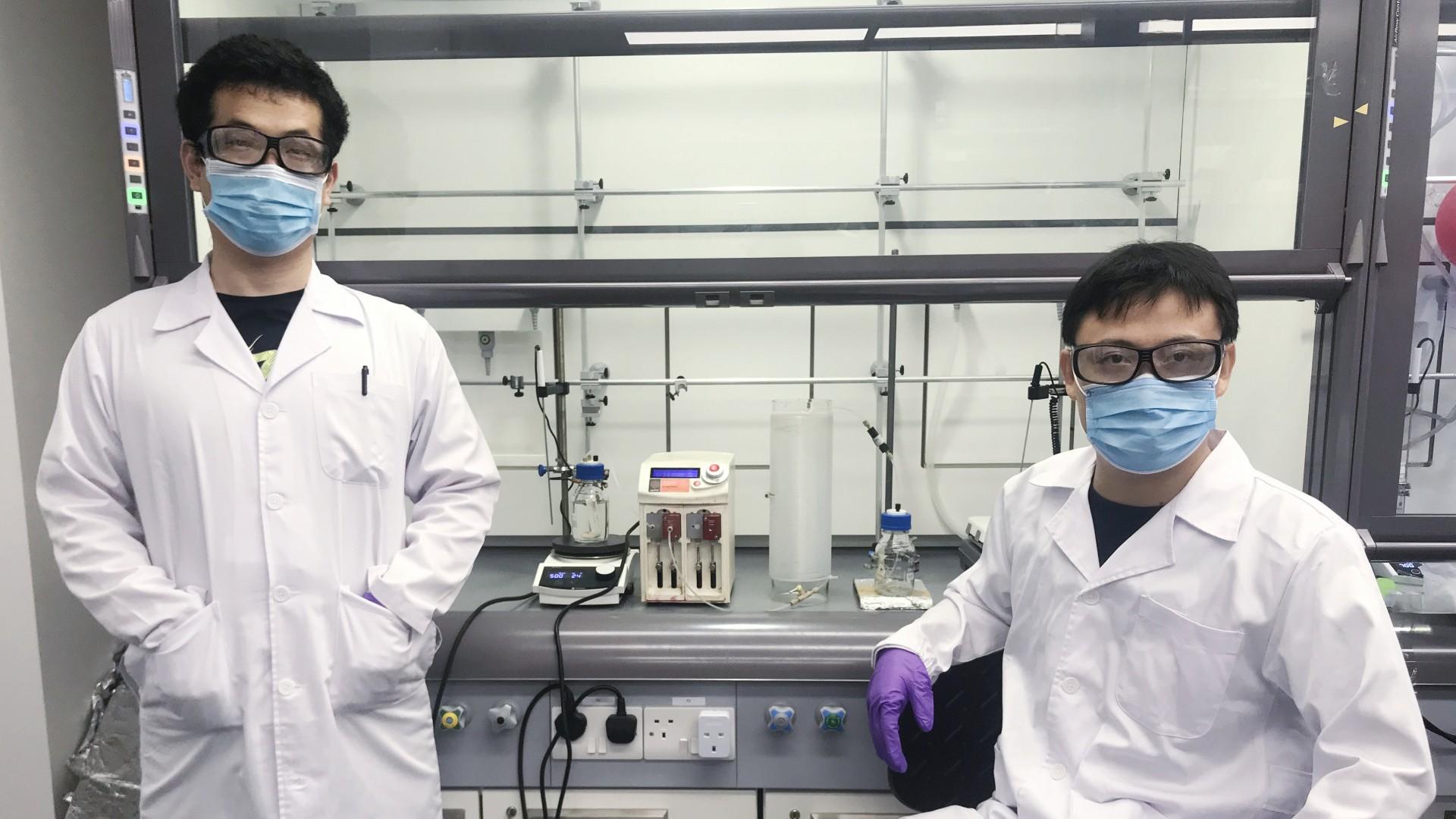 2021 0601 NUS researchers develop novel technique to automate production of pharmaceutical compounds