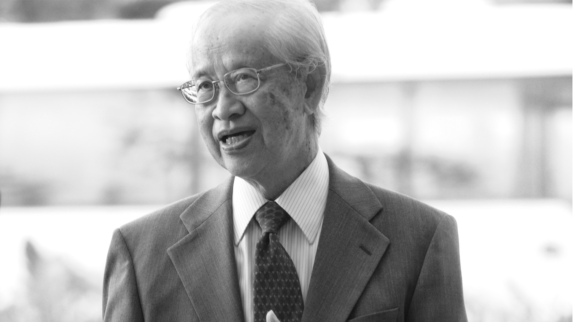 Prof Saw Swee Hock