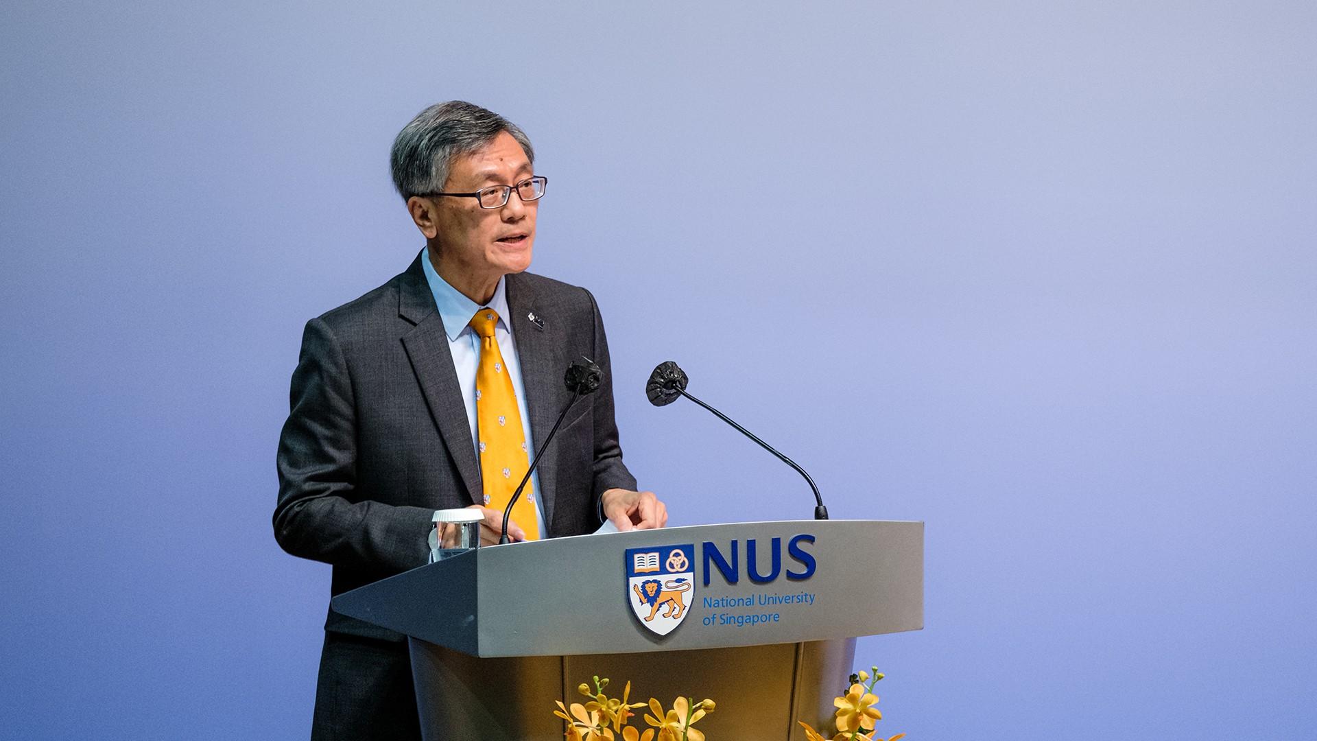 Prof Tan Eng Chye