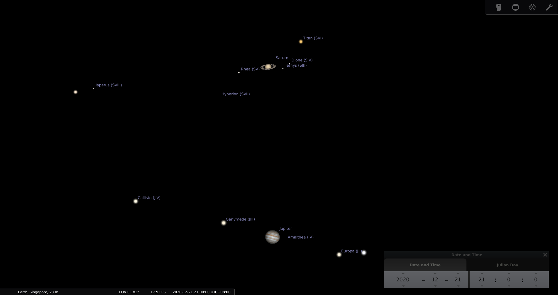 2020-12-17 Jupiter Saturn conjunction 3