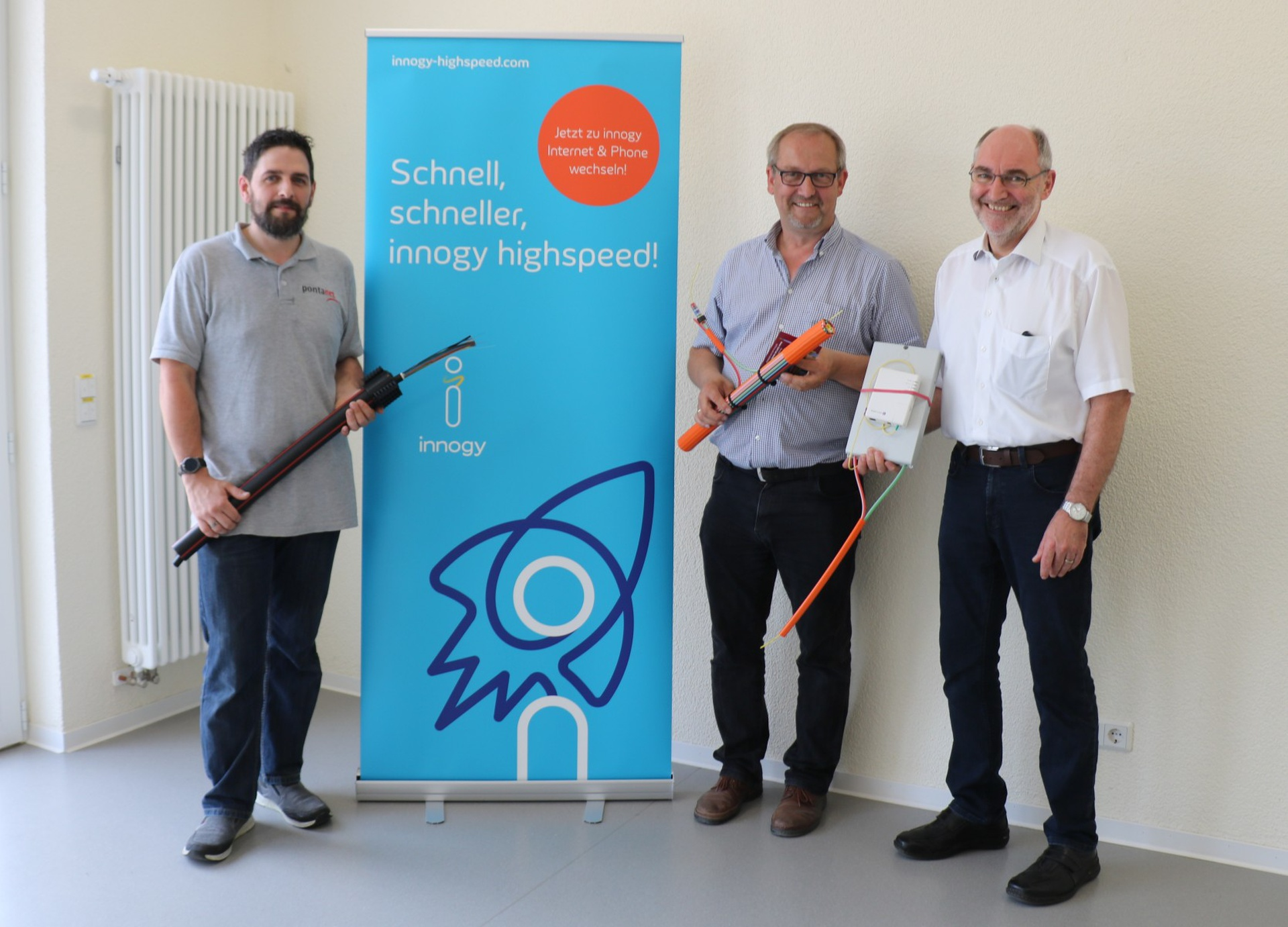 innogy High Speed Saulheim Sulzheim
