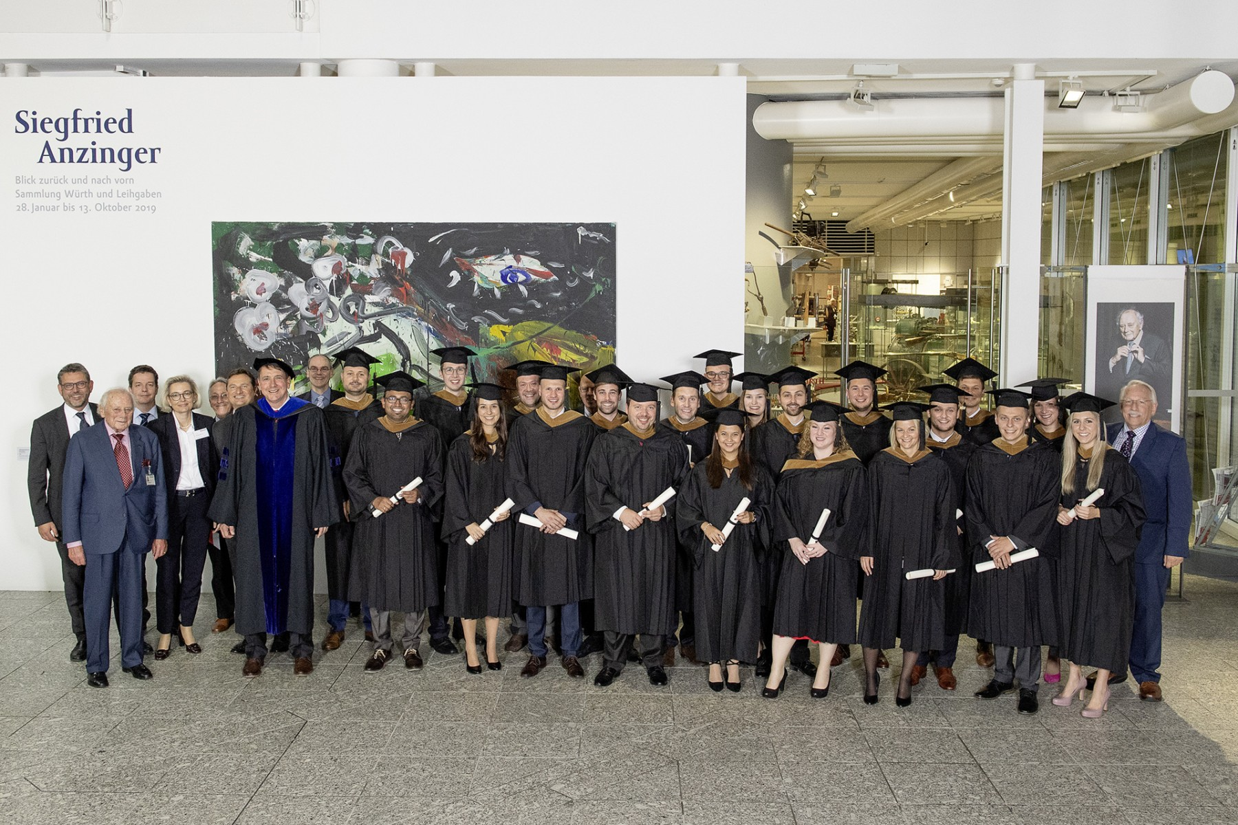 2019 Graduates of University of Louisville celebrate Master's degree