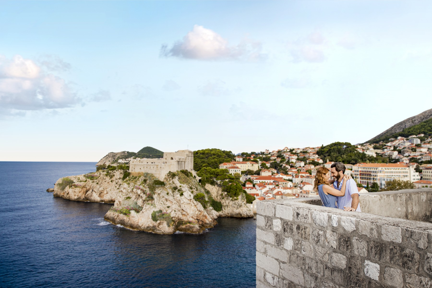 NCL - Dubrovnik Sea Wall