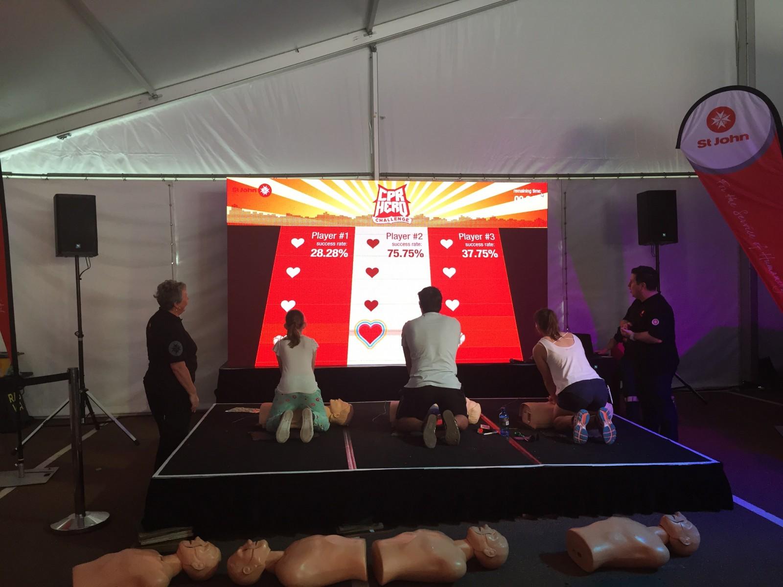 Be A Cpr Hero At The 2015 Perth Royal Show