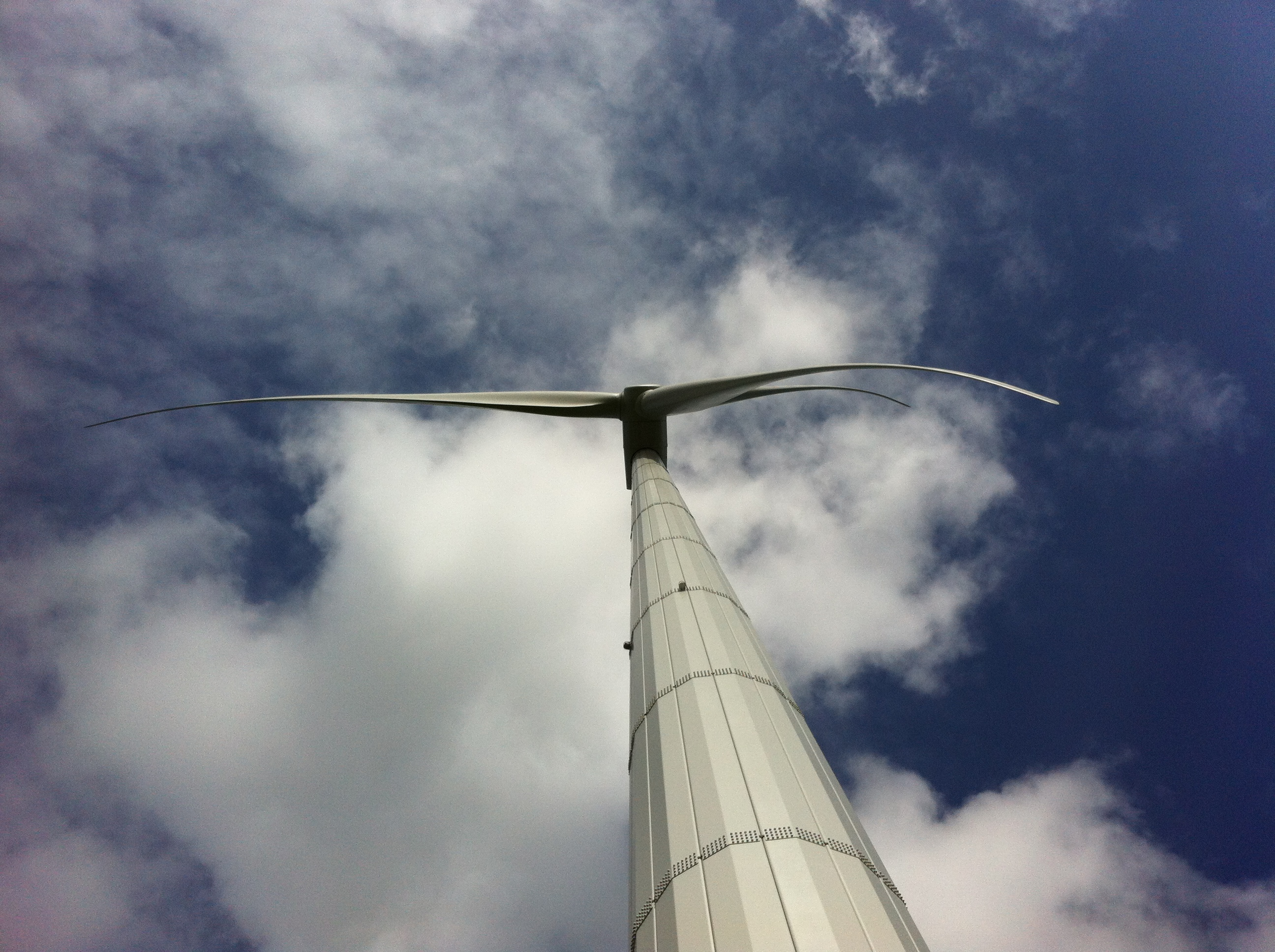 Windmolen Eneco WindSpin