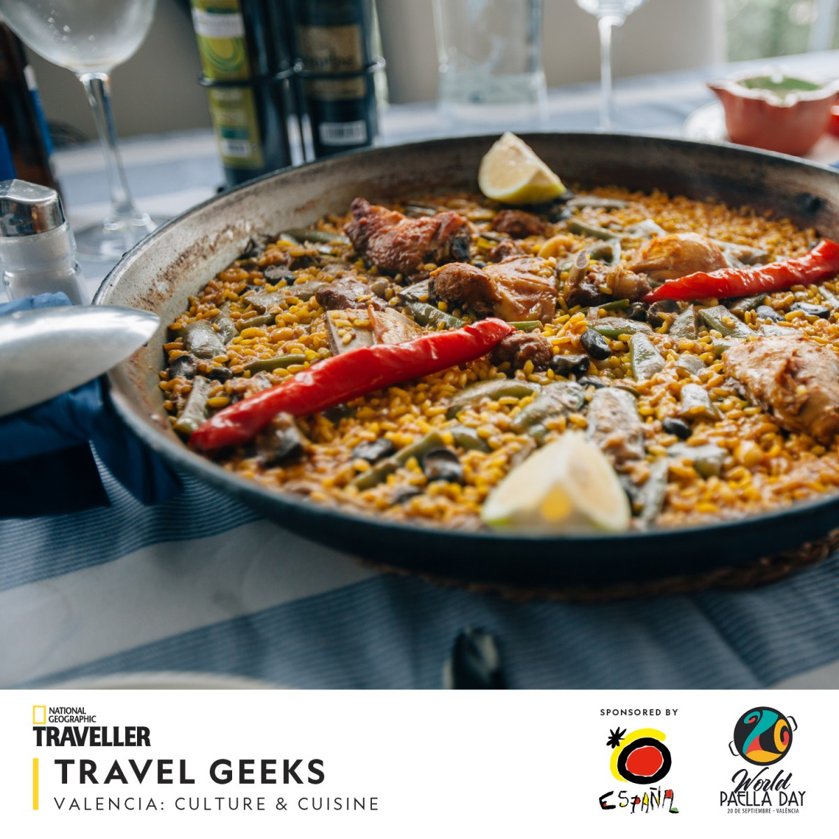 NGT Travel Geeks Valenica: Culture and Cuisine