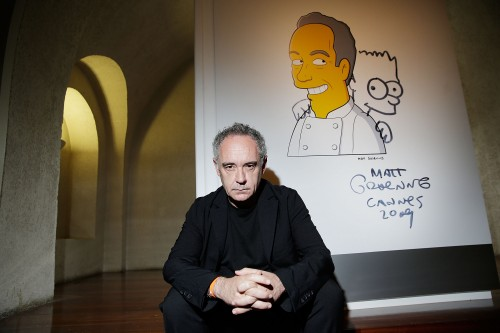 El Bulli: Ferran Adrià and The Art of Food