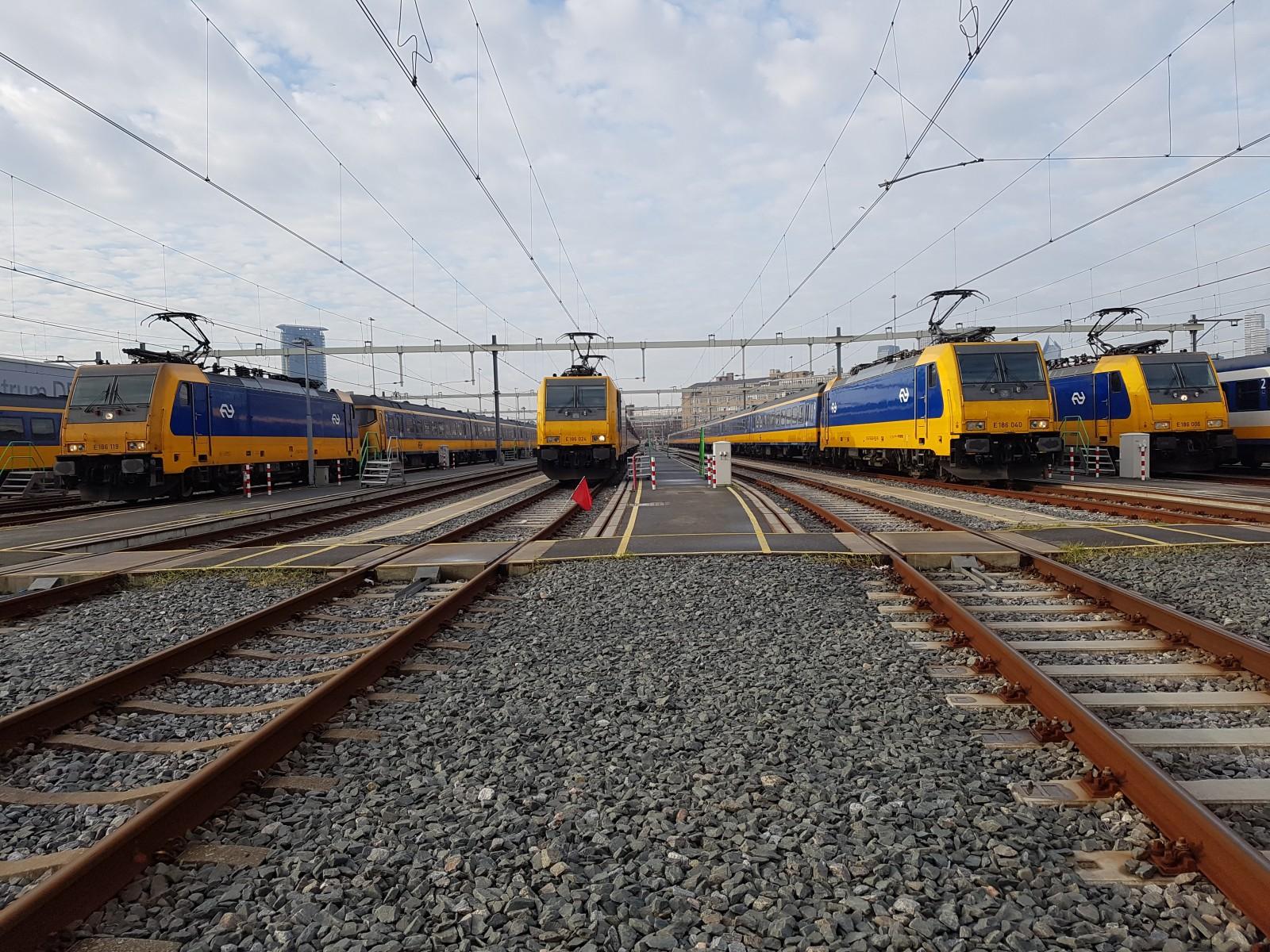 Maandag starten tests met nieuwe intercity Den Haag - Eindhoven