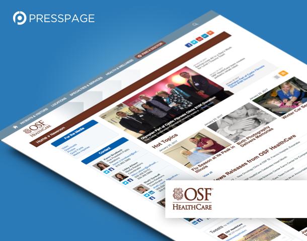 Osf College Of Nursing >> Osf Health Care System