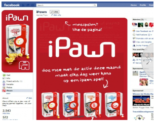 Facebook+iPawn