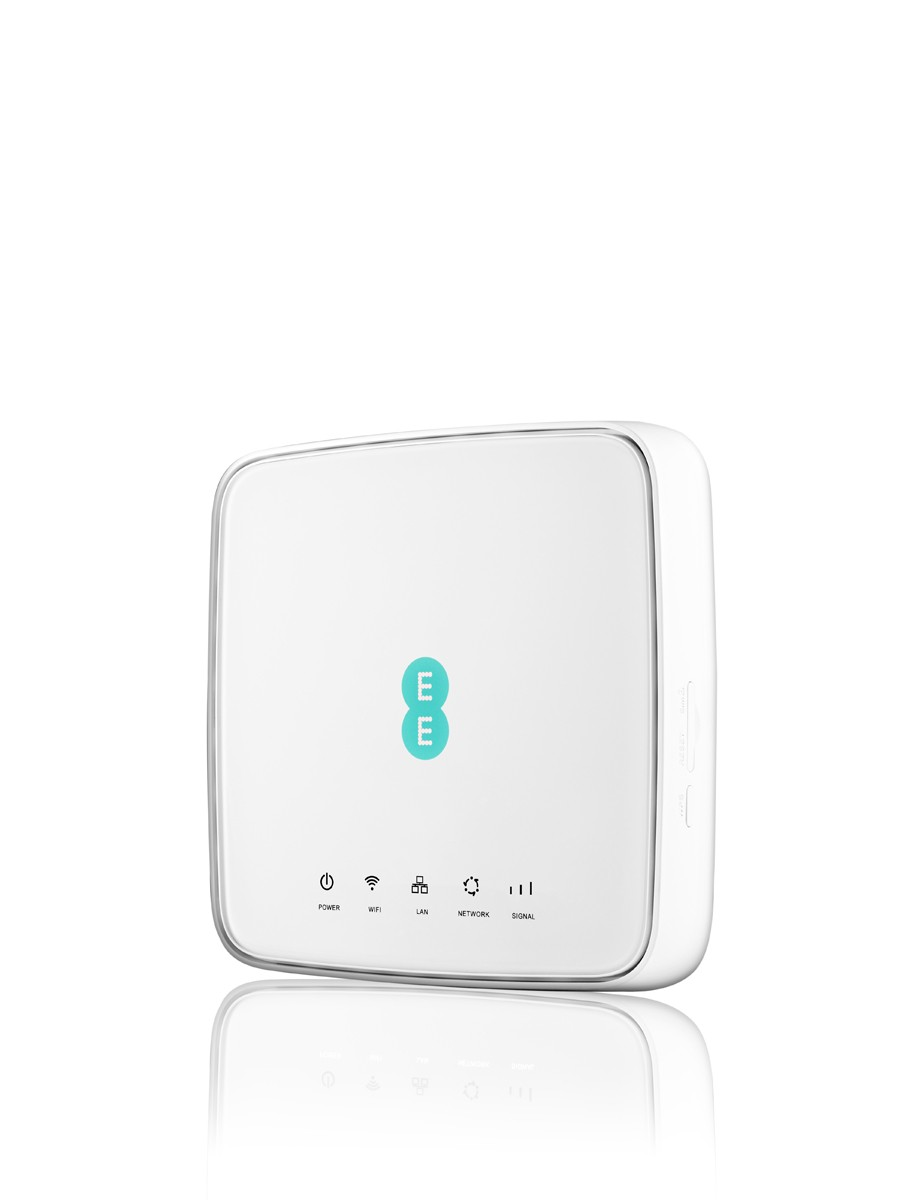 EE UK Offers New 4G+ Home Router and