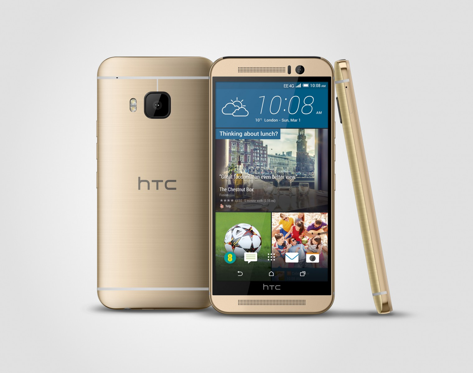 HTC One M9 - Gold