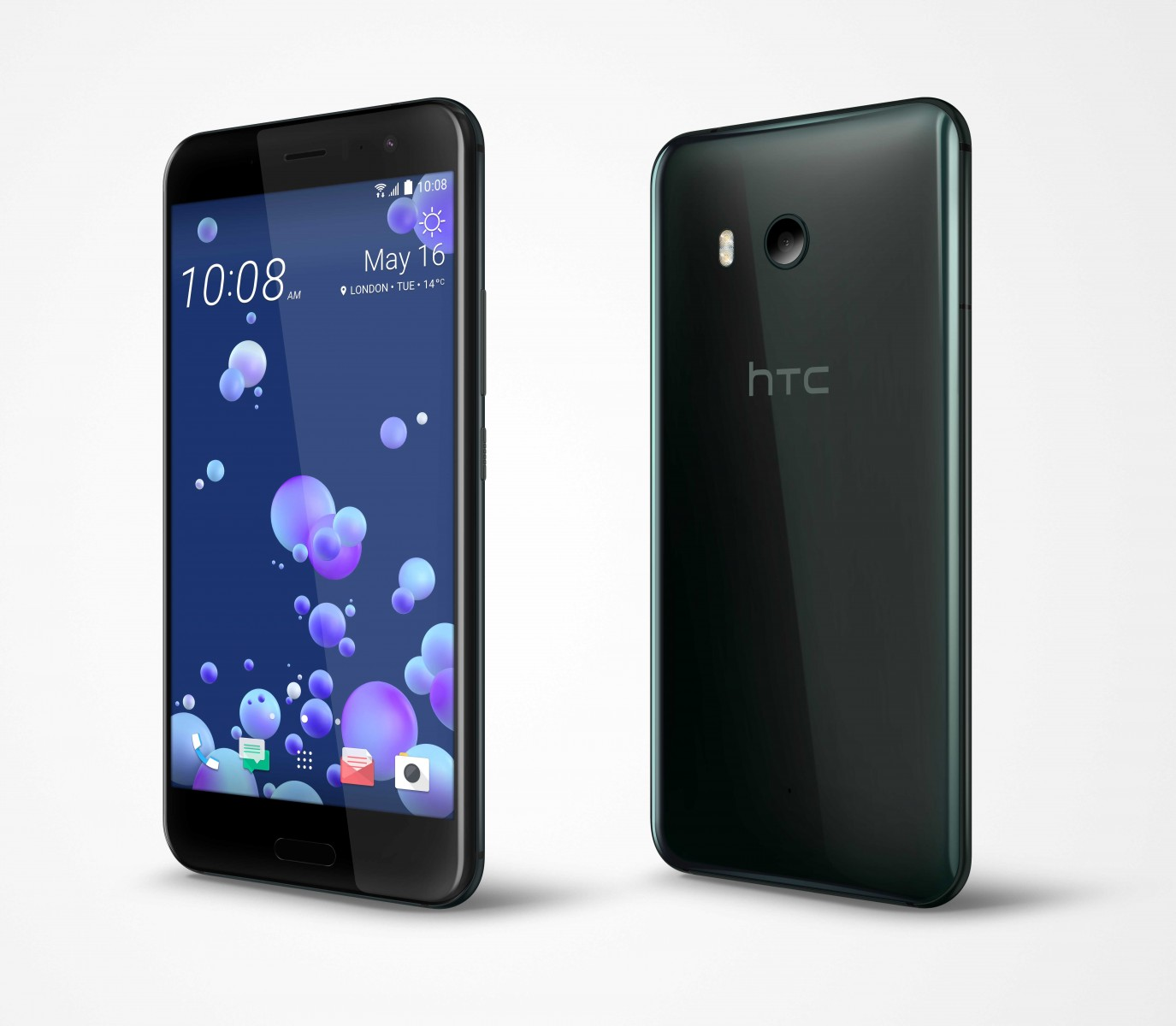 HTC 11  - Front and Back