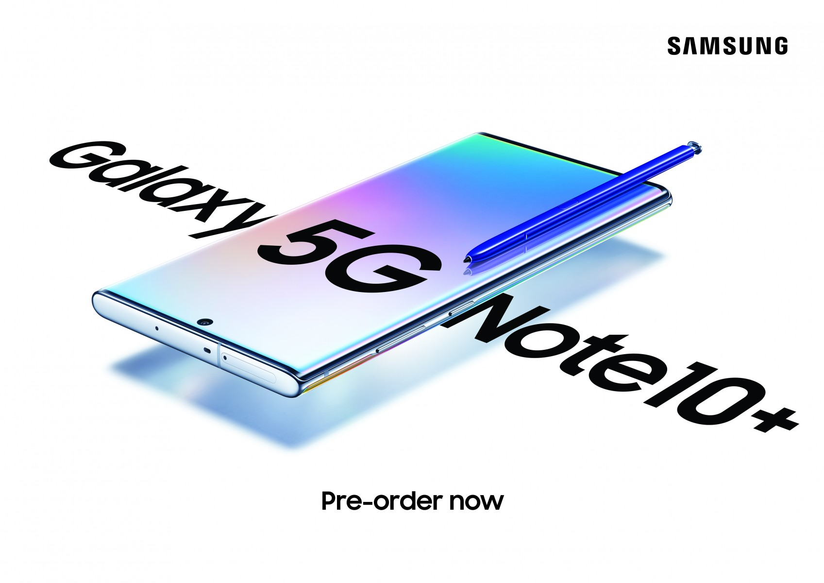 Samsung Galaxy Note 10+ 5G and Samsung Galaxy Watch Active2 4G Come