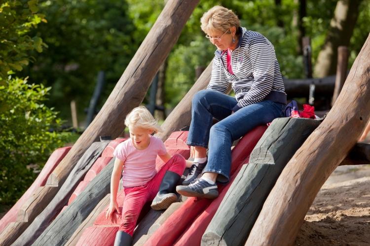Urlaub Mit Enkelkindern