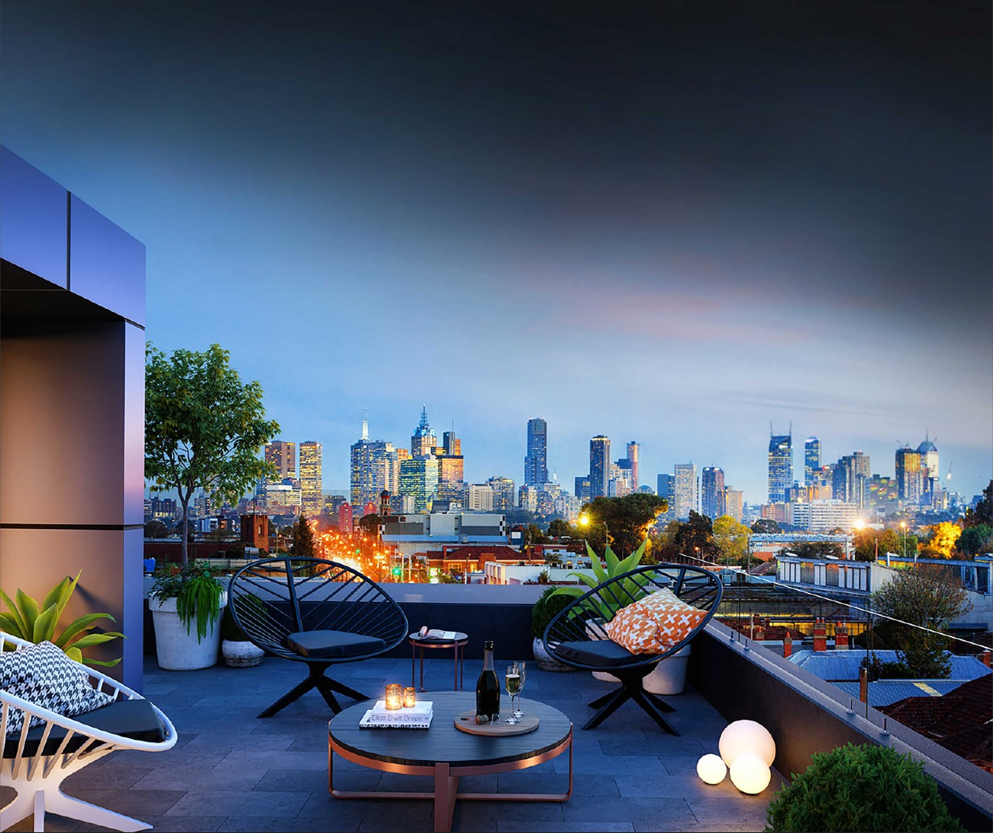 10_Serviced Apartments Melbourne - Mason