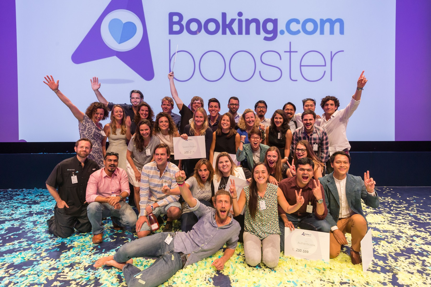 Booking Booster Final Event