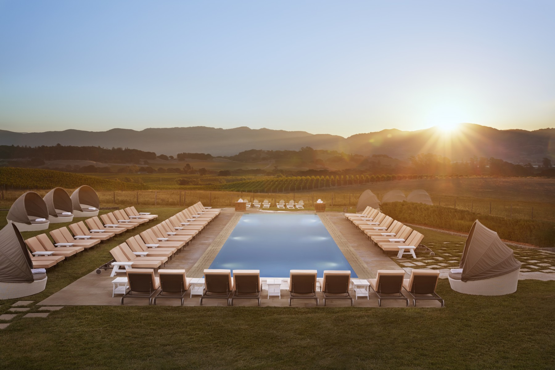 Carneros Resort and Spa 1