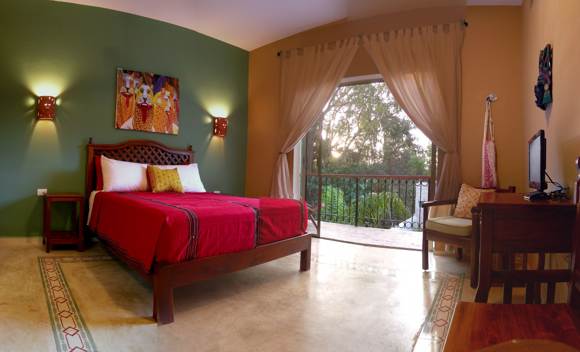 Casa Del Maya Bed & Breakfast 1