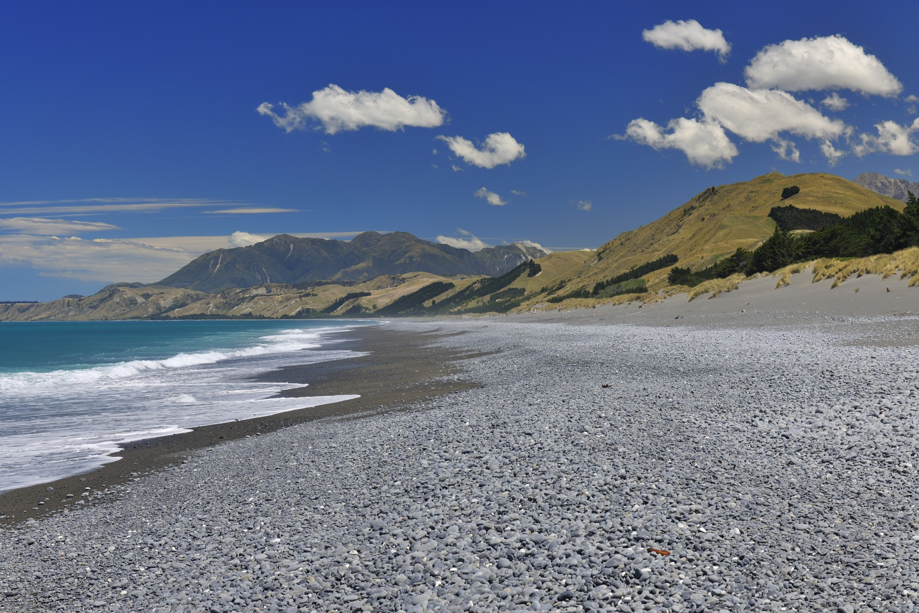 Clarence, Canterbury, South Island, New Zealand