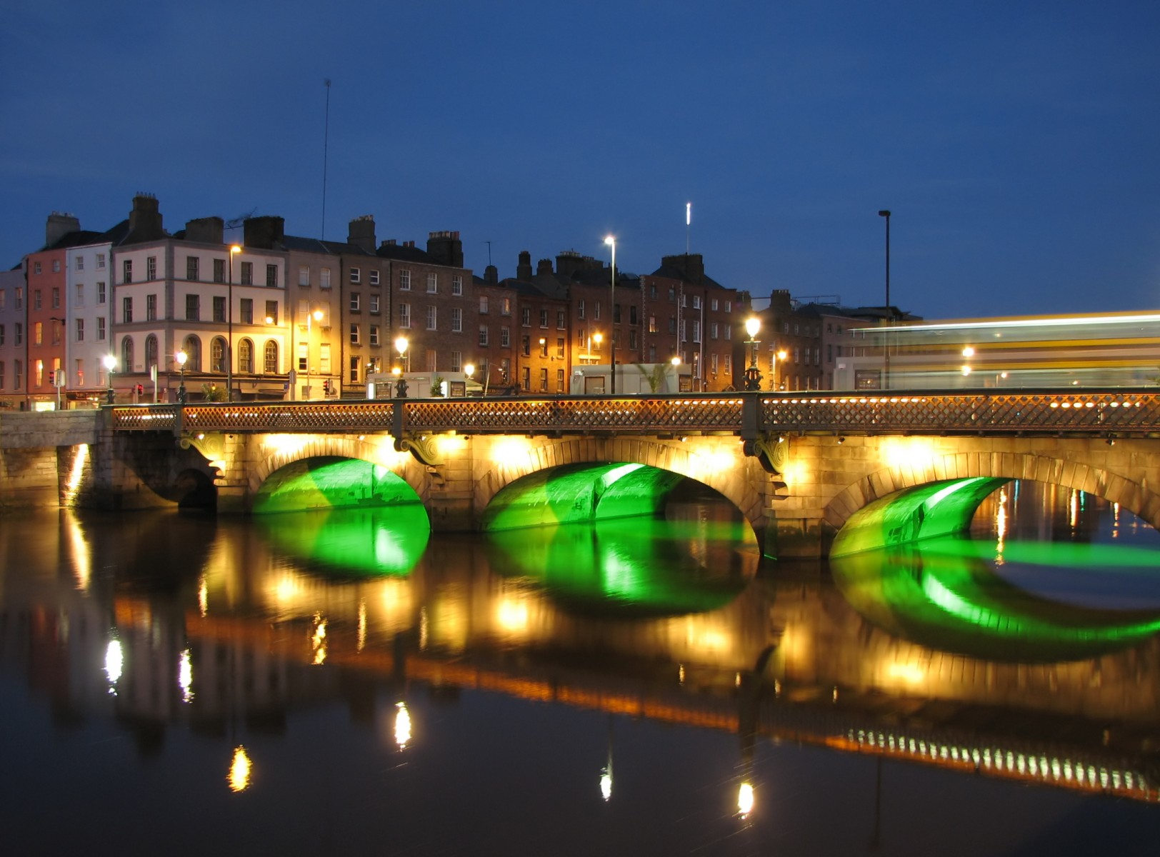 Dublin River Liffeybridge