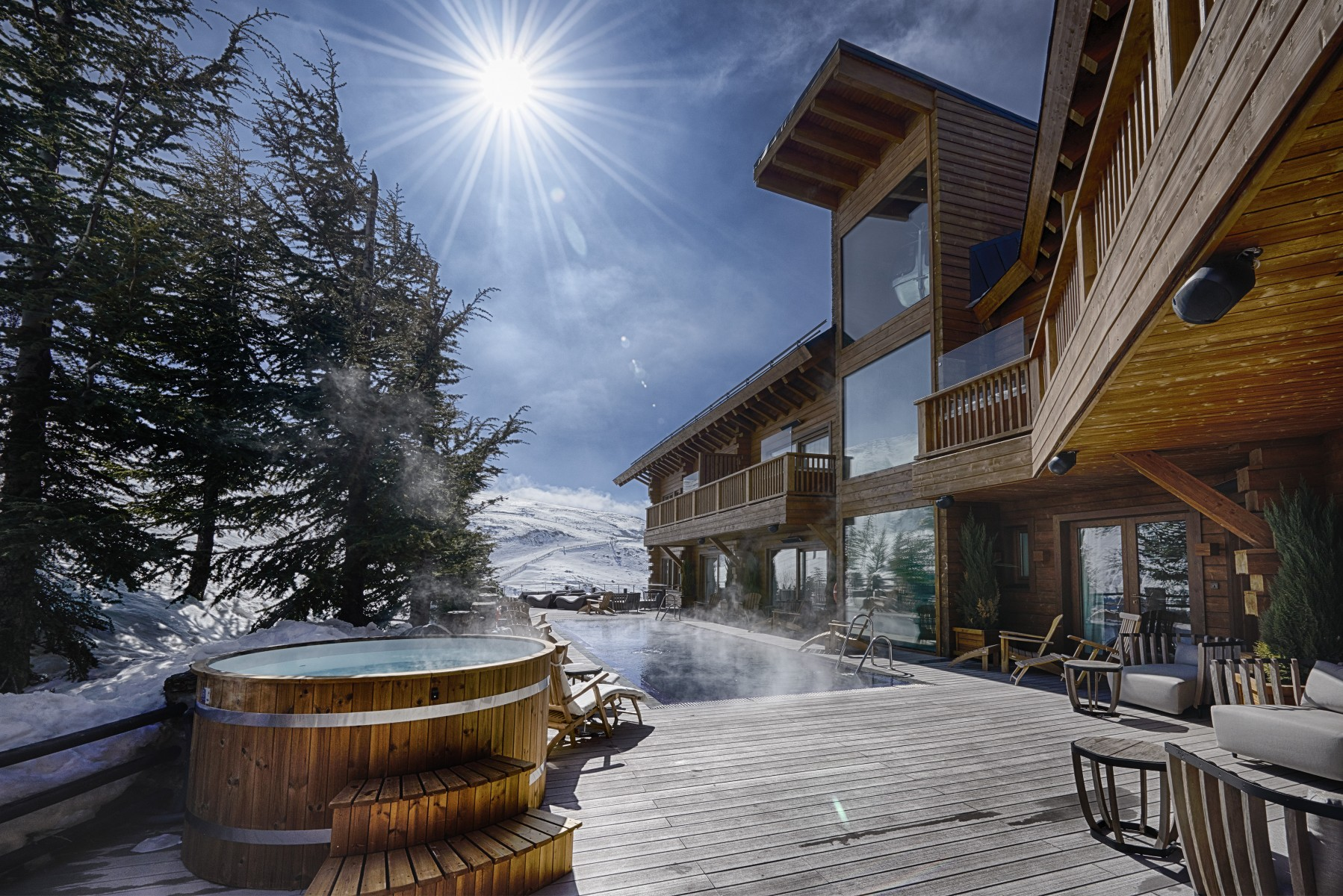 El Lodge, Ski _ Spa